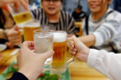 同窓会、飲み会、お疲れ様会